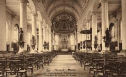 BELGIQUE - FLANDRE OCCIDENTALE - MENIN- MENEN - Intérieur De L'Eglise St. Vaast - St. Vedastuskerk. Binnenzicht. - Menen