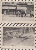 4AF1455 BAR LE DUC Lot 2 Cartes BOMBARDEMENT DU 1ER JUIN 1916  2 SCANS - Bar Le Duc