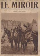 LE MIROIR N°171 -histoire Guerre 14/18- Chevaux Protégés Contre Gaz - 03/17 - Livres, BD, Revues