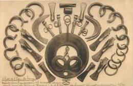 BO-14-567 :  Frouard Objets De L'age De Bronze (archéologie) - Frouard