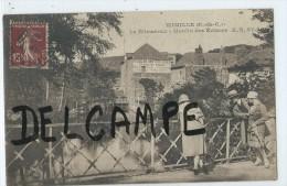 CPA -Wimille - Le Wimereux - Moulin Des Ecluses - - France