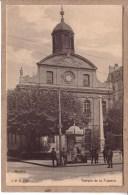 SUISSE - GENEVE - C.P.N. 1198 - TEMPLE DE LA FUSTERIE - KIOSQUE A JOURNAUX - PUB MAGGI - Avant 1904 - GE Ginevra