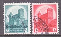 GERMANY  442-3  (o) - Germany
