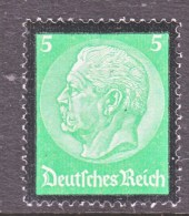 GERMANY   437  * - Unused Stamps