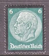 GERMANY   438  * - Unused Stamps