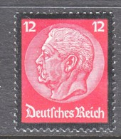 GERMANY   440   * - Unused Stamps