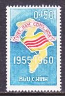 VIETNAM   146  *  MAP FLAG - Vietnam