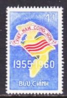 VIETNAM   147  *  MAP FLAG - Vietnam