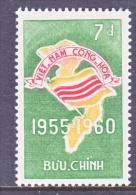 VIETNAM   149  **  MAP FLAG - Vietnam