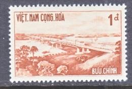 VIETNAM   167  *  BRIDGE - Vietnam