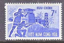 VIETNAM   200  **  SOLDIER DEFENSE - Vietnam