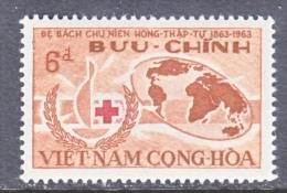 VIETNAM   222  **   MAP RED CROSS - Vietnam