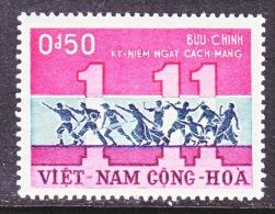 VIETNAM   244  *  ANNIV. REVOLIUTION - Vietnam