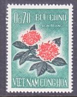 VIETNAM   261  **  FLOWERS - Vietnam