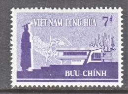 VIETNAM   269  **  EDUCATION MAP - Vietnam