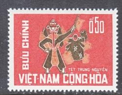 VIETNAM   283  *    WANDERING SOULS FESTIVAL - Vietnam