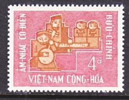 VIETNAM   289  **    MUSICAL INSTRUMENTS - Vietnam