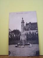 """EPIZON (HAUTE MARNE) LES MONUMENTS AUX MORTS. LE MONUMENT.    2444""""a"""" - Other Municipalities"""