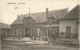 02 HOMBLIERES Un Chalet - France