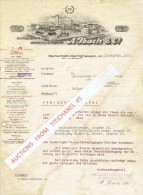 Brief 1931 REMSCHEID-VIERINGHAUSEN - A. IBACH & C° - Remscheider Werkzeugfabrik - Allemagne