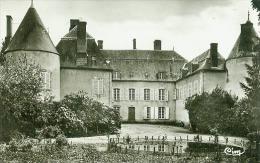 CP.  63.  CHATELDON.  CHATEAU  DE  LA  MOTTE - Chateldon