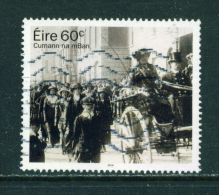 IRELAND  -  2014  Cumann Na Mban  60c  Used As Scan - Used Stamps