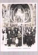 Groupe De LA GOULAFRIERE . Lourdes 1935 . - Frankreich