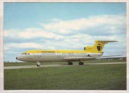Hawker Siddeley HS - 121 Trident 1E , G-AVYB , Northeast Airlines , After Beeing Taken Over From Channel-Airways In 1972 - 1946-....: Modern Era