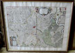 Koperets - Flandriae Partes Duae Quarum Altera Proprietaria, Altera Imperialis Vulgo Dicitur. - 1647 - Autres Collections