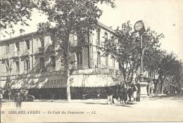 ALGÉRIE - SIDI-BEL-ABBÈS - Le Café Du Commerce - Sidi-bel-Abbes