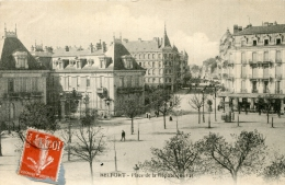 B5663 Belfort - Place De La République - Belfort - Ville