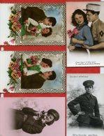 * RVPP LOT DE 13 CARTES POSTALES FANTAISIES TOUTES DIFFERENTES A VOIR 3 SCANS - Cartes Postales