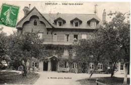 14. Honfleur. Hotel Saint Siméon - Honfleur