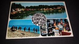 C-4677 CARTOLINA PORTO SANT'ELPIDIO - INTERNATIONAL CAMPING HOLIDAY - Hotels & Gaststätten