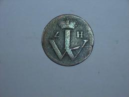 Hesse-Cassel 1 Heller 175- (629) - Monedas Pequeñas & Otras Subdivisiones
