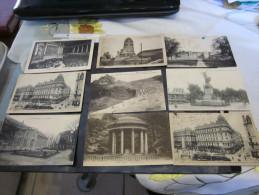 FRANKREICH  Lot.  ältere  POSTKARTEN - Ansichtskarten