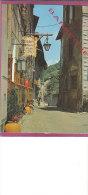 73.- CONFLANS-ALBERTVILLE  .- Ses Rues Pittoresques , Ses Enseignes - Albertville