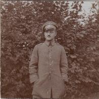 Photo Octobre 1915 ARLEUX - Le Lieutenant Kastner (A65, Ww1, Wk1) - Arleux