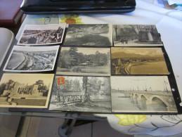 FRANKREICH  Lot.  ältere  POSTKARTEN - Postcards
