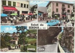 Ccpsm  Italie Lombardia Bergano  Serina - Bergamo
