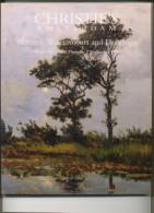 CHRISTIE´S CATALOGO 1999 - Belle-Arti