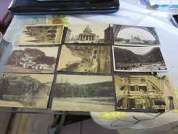FRANKREICH  Lot.  ältere  POSTKARTEN - 5 - 99 Karten