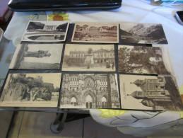FRANKREICH  Lot.  ältere  POSTKARTEN - 5 - 99 Cartes