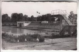 DIJON 21 - Le Stade Nautique ( Piscine ) - CPSM Dentelée PF 1959 -  Côte D'Or - Dijon