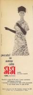 # CALZE SI-SI 1950s Advert Pubblicità Publicitè Reklame Stockings Bas Medias Strumpfe - Calze