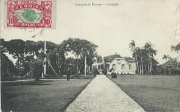 45Cat   Maurice Curepipe Consulat De France - Mauritius