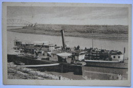 SENTA - Parobrod ''Vojvoda'' - Steamship - Ship. Srbija Serbia SR07/47 - Serbie