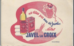 Eau De Javel / Javel La Croix/ Vers 1945-1955        BUV100 - Wash & Clean