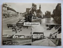 """(4/5/64) AK """"Fürstenfeldbruck"""" Ortsansichten - Fuerstenfeldbruck"""