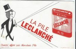 La Pile Leclanché/ Babile /Poitiers / Vers 1945-1955        BUV103 - Accumulators